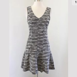Banana republic drop waist dress 4 EUC
